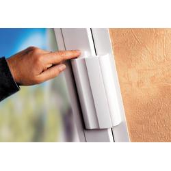 BURG WÄCHTER Fenstersicherung Fenstersicherung, WX 4 W SB weiß
