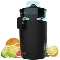 Cecotec elektrischer Entsafter TowerAdjust Easy 0,5 l 350W Schwarz Entsafter, Farbe: Schwarz, Blau