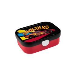 Mepal Lunchbox CAMPUS Brotdose mit Gabel Cars Go, (1-tlg)