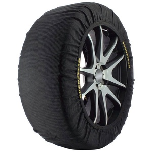 Goodyear Schneeketten Textil Ultra Grip L, (2-tlg) Größe L