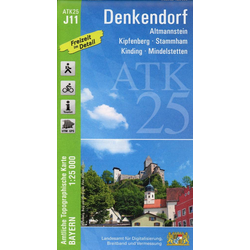 Denkendorf 1 : 25 000
