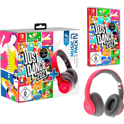 Just Dance 2021 Nintendo Switch, inkl. Rival Kopfhörer