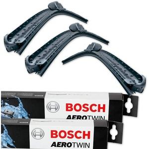 Bosch Aerotwin Scheibenwischer Set A297S vorn und A402H hinten