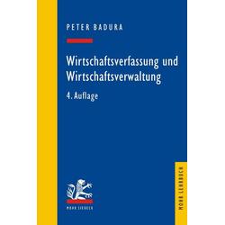 Wirtschaftsverfassung und Wirtschaftsverwaltung