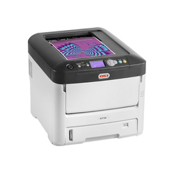 OKI C712dn, USB/LAN Multifunktionsdrucker