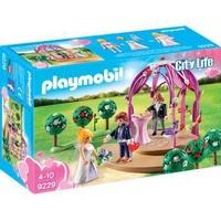 Playmobil City Life Hochzeitspavillon mit Brautpaar (9229)