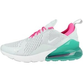 Nike Wmns Air Max 270 light grey/ white-green, 39