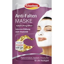 2x 5ml Schaebens Anti Falten Gesichtsmaske Maske Sofort Lifting Effekt Straffung