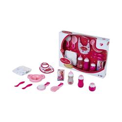 Klein Puppen Accessoires-Set Princess Coralie Feed and Care Set Puppenzubehör