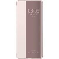 Huawei Smart View Flip Cover für Huawei P30 Pro pink
