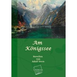 Am Königssee als Buch von Adolf Stern