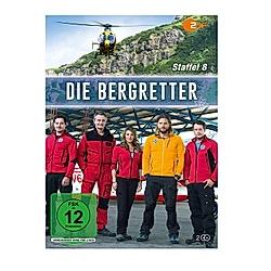 Die Bergretter - Staffel 8 - DVD  Filme