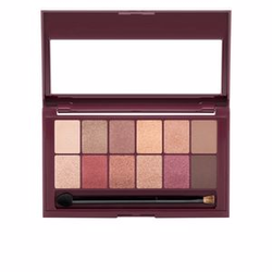 THE BURGUNDY BAR eye shadow palette #04-burgundy