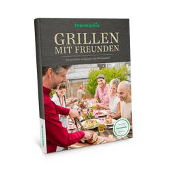"""Vorwerk Thermomix® Kochbuch """"Grillen mit Freunden"""