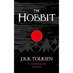 The Hobbit. J.R.R. Tolkien  - Buch