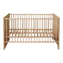 ebuy24 Kinderbett Olja Kinderbett 70x140 cm, eiche Dekor.