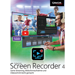 Cyberlink Screen Recorder 4