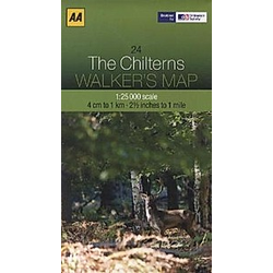 The Chilterns - Buch