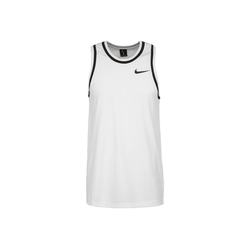 Nike Tennisshirt Dri-fit weiß S