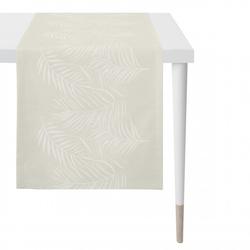Tischläufer creme (BL 48x140 cm) APELT