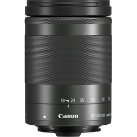 Canon EF-M 18-150 mm F3,5-6,3 IS STM schwarz