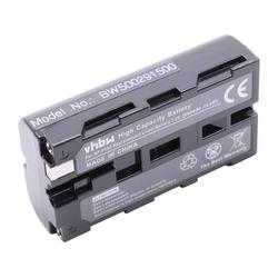 vhbw Li-Ion Akku 1800mAh (7.2V) für Kamera Sony DCR-TV, DCR-TV900, DCR-TV900E, DCR-VX (MiniDV), DCR-VX1000 wie NP-530, NP-730, NP-930.
