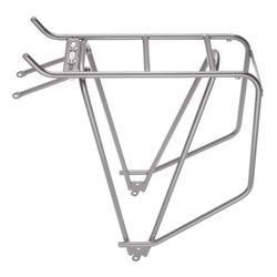 Tubus Fahrrad-Gepäckträger Gepäckträger Tubus Cargo silber, 28'