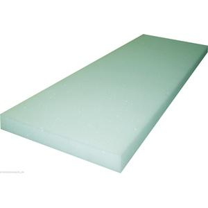 Schaumstoff-Platte 100x200 Schaumstoff mittelfest RG35