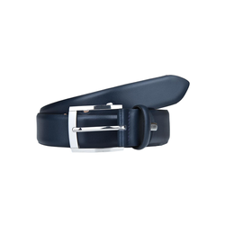 Lloyd Men's Belts Gürtel Marine, Gr. 85, Leder - Herren Gürtel