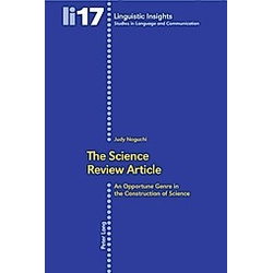 The Science Review Article. Judy Noguchi  - Buch