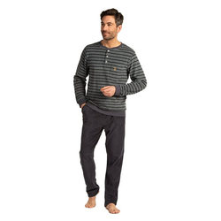 Eskimo Pyjama Frottee Qualität S
