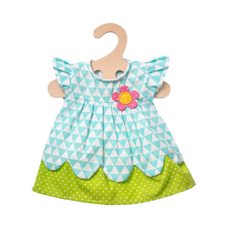 Heless Puppenkleidung Kleid Daisy Gr. 28-35 cm, Puppenkleidung