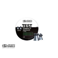 JSB Match Diabolo Test für Luftpistolen cal. 4,5mm (.177)