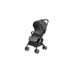 Burigotto Kinder-Buggy Buggy OOP, inkl. Transporttasche, Light Grey grau