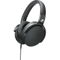Sennheiser Headset Over-Ear Headset HD 400S schwarz