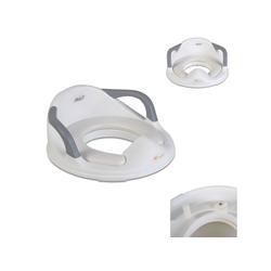 Moni Toilettentrainer Toilettenaufsatz Toilettensitz Orbit, mit Griffe, anatomische Sitz, Adapter