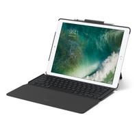 """Logitech Slim Combo mit Tastatur für iPad Pro 12.9"""" schwarz ab 130.90 € im Preisvergleich"""