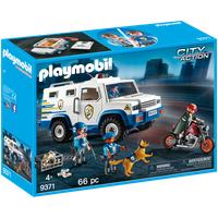 Playmobil City Action Geldtransporter (9371)