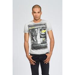trueprodigy T-Shirt Bodyshot grau Herren Shirts