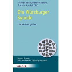 Die Würzburger Synode als Buch von