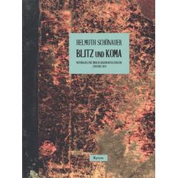 Blitz und Koma als Buch von Helmuth Schönauer