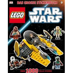 LEGO® Star Wars? Das große Stickerbuch