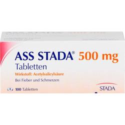 ASS STADA 500 mg Tabletten 100 St.