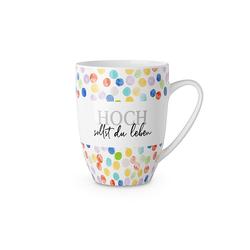 La Vida Tasse Kaffeetasse Kaffeebecher Teetasse Kakao Tasse