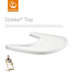 Stokke® Tray Tripp Trapp®, weiß - weiß