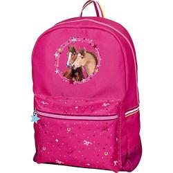 Pferdefreunde: Rucksack, pink