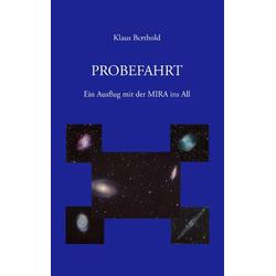 Probefahrt als Buch von Klaus Berthold