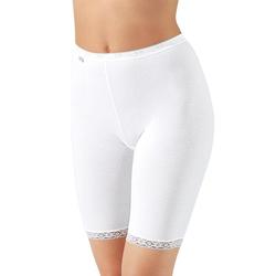 Sloggi Lange Unterhose (1 Stück) weiß 40