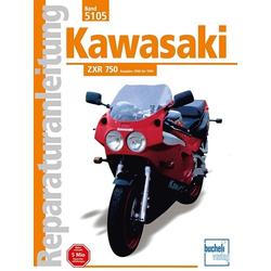 Kawasaki ZXR 750 als Buch von