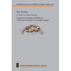 A Tale of Two Stories als Buch von Björn Bentlage